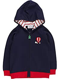 Fred's World by Green Cotton Baby Balloon Sweat Jacket