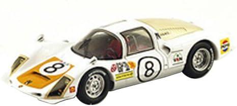 Spark 1/43 Porsche Carrera 6 (906-147)  8 Vainqueur JAPAN GP 1967 T.Ikuzawa   Belle Qualité