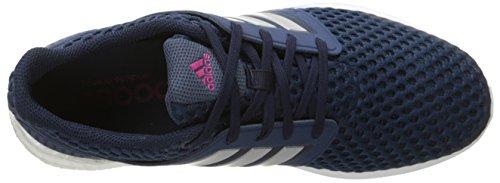 Adidas Performance solaire Rnr Running Shoe, noir / argent / bleu, 5 M Us Collegiate Navy/Silver/Equipment Pink