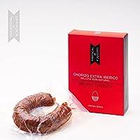Chorizo herradura extra iberico bellota 100% natural - 200g de Mariscal & Sarroca