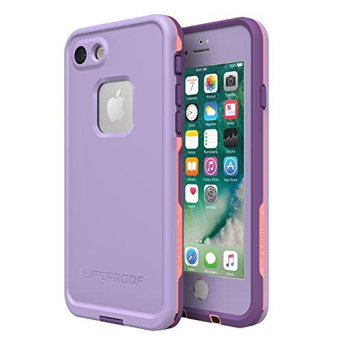 OtterBox LifeProof 77-56791 Custodia Serie Fre con Protezione IP-68 e Mil Std 810G-516 per Apple iPhone 7/8, Lilla