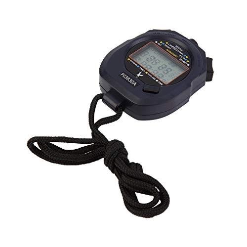 Sunnyday Leap PC3830A Cronómetro Profesional Cronómetro