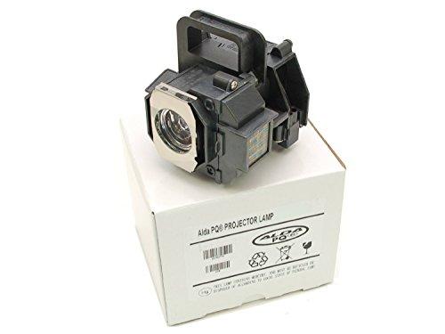 Alda PQ® Discount, Lampada proiettore compatibile con EPSON EH-TW2800, EH-TW2900, EH-TW3000, EH-TW3200, EH-TW3500, EH-TW3600, EH-TW3800, EH-TW4000, EH-TW4400, EH-TW4500, EH-TW5000, EH-TW5500, EH-TW5800, EH-TW8500, EMP-TW3800, EMP-TW5000, EMP-TW5500, H291A, H292A, H293A, H337A, H373B, H700, HOME CINEMA 6100, HOME CINEMA 6500UB, PowerLite Serie: 9700UB, HC 6100, HC 6500UB, HC 8100, HC 8345, HC 8350, HC 8500UB, HC 8700UB, PC 7100 proiettori, Alda PQ® lampada con custodia / alloggiamento