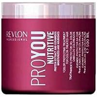 Revlon Professional ProYou Nutritive - Trattamento nutriente e idratante, 500 ML