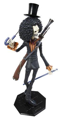 Portrait.Of.Pirates One Piece Strong Edition : Brook PVC Figure - Megahouse (japan import) 3