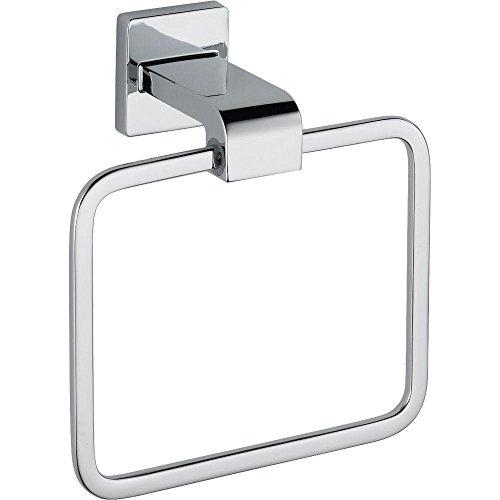 Delta 77546Ara Handtuch Ring, Chrom poliert - Für Handtuchring Badezimmer Delta