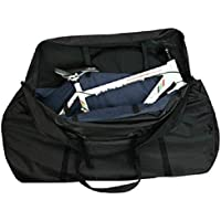 Yahill® Morbida Bike Trasporti Travel Bag Transitote biciclette Custodia (Nero)