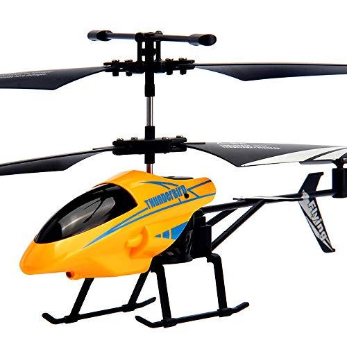 Kikioo Heißer Verkauf RC Hubschrauber Drohne, Neue Mini RC 3,5CH Mini RC Radio Flugzeug Fernbedienung Flugzeug Spielzeug Blinklicht Stabil Einfach zu Lernen Gute Bedienung Junge Spielzeug Flugzeug Für (Flugzeug-radios Zum Verkauf)