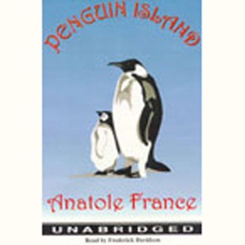 Penguin Island  Audiolibri