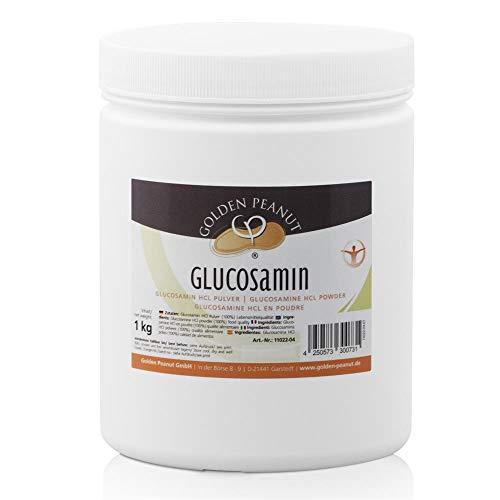 Golden Peanut Glucosamin HCL Pulver 1000 GR