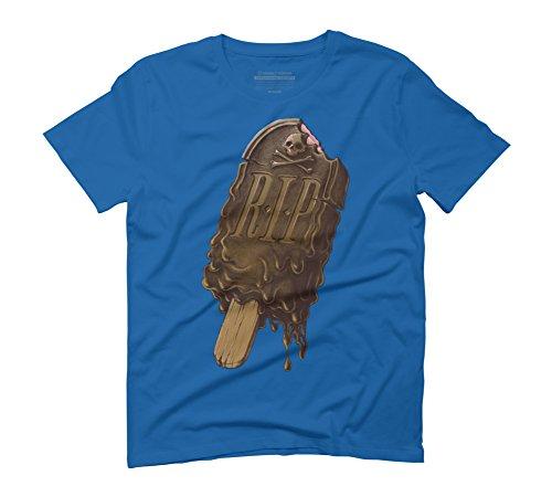 D.R.I.P. Men's 3X-Large Royal Blue Graphic T-Shirt - Design By Humans