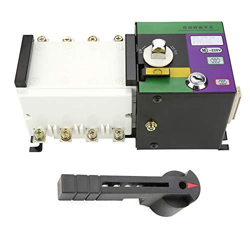Yinhing Automatischer Umschalter, automatischer Umschalter 100A / 4P Automatischer Umschalter 100A / 4P ATS ZGQ5-100 / 4PF Isolationsart Dual Power Automatischer Umschalter ATS 100A / 4P