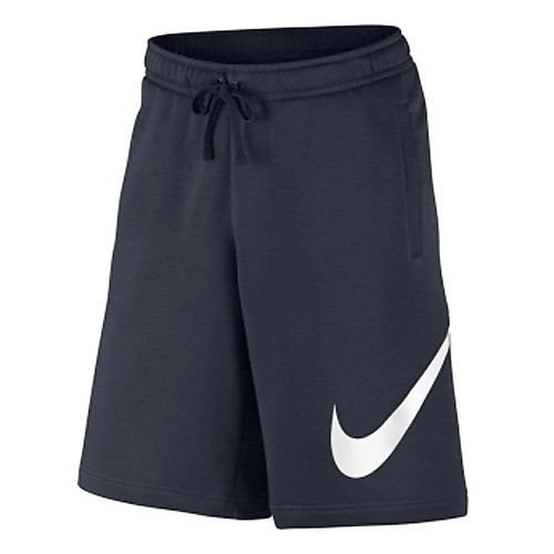 Nike Herren M Nsw Club Exp Bb Shorts, Blau (Obsidian/weiß), XXL