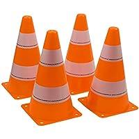 Schildkröt Fun Sports Set de cônes de délimitation Mixte Adulte, Multicolore