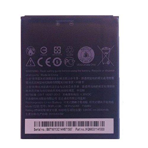 G n G GnG 2000 mAh Mobile Battery for HTC Desire 526/526G (Black)