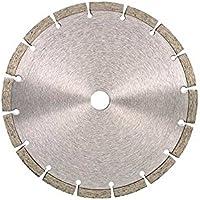 Dachziegel Mauersteine Verbundsteine Diamant-Trennscheibe ED10 /Ø 115 // 22,23 10mm-Segment Trennscheibe Bordstein Pflaster und Rasenkantensteine Altbeton