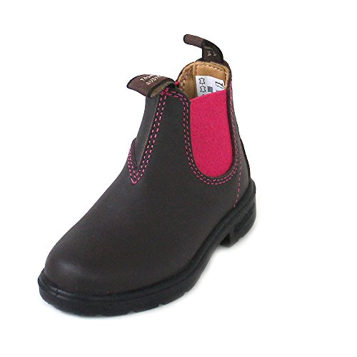 Blundstone Kids 1410 brown/pink, Größen:24