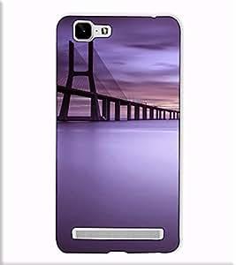 Fuson Designer Back Case Cover for Vivo X5Max :: Vivo X5 Max (Bridge on the sea)
