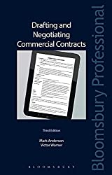 Drafting and Negotiating Commercial Contracts