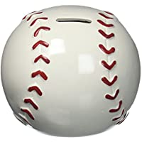 Preisvergleich für Ceramic Baseball Money Bank