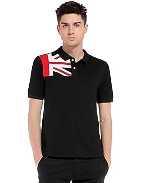 Tom Tailor Denim Patterned Popline Shirt, Camisa para Hombre