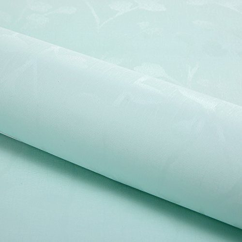 Zhzhco Verdickung Pvc Selbstklebend Selbstklebende Tapete Hintergrund Tapete Wasser Wild Schlafzimmer Wohnzimmer Wand Aufkleber Aufkleber 45Cm*10M