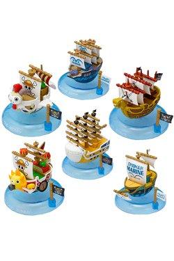 One Piece - Mini Bateaux One Piece Vol. 2 - Marine