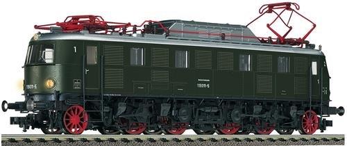 H0 FL E-Lok 119 011 DB grün