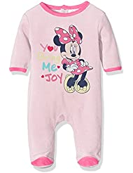 Disney Minnie Mouse Ep0305, Pyjama Bébé Fille