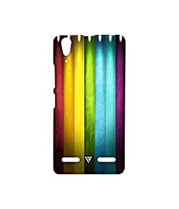 Vogueshell Multi Colour Pattern Printed Symmetry PRO Series Hard Back Case for Lenovo A6000