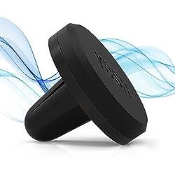 YOSH® Supporto Auto Smartphone Magnetico Universale ✪ GARANZIA A VITA ✪ Porta Cellulare Regolabile 360° per iPhone 7 7plus 6s 6 plus 5s 5 5c, Samsung Galaxy S7 S6 edge, HUAWEI, ASUS, LG G5, G4, V10, HTC Nexus e Tablet o GPS (Nero)