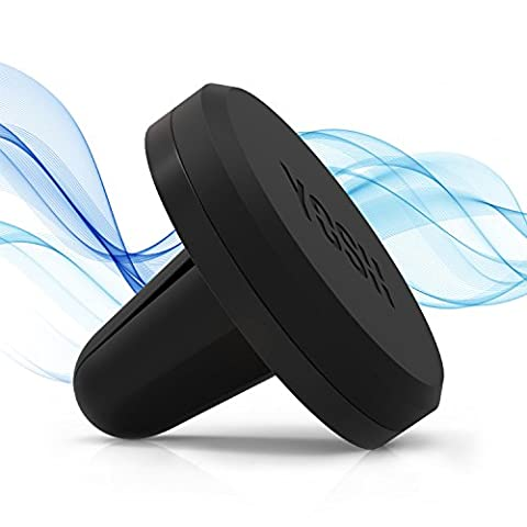 YOSH Rubber Magnetic Car Phone Holder, Air Vent Car Mount