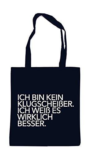 Certified Freak Ich Bin Kein Klugscheißer Bag Black