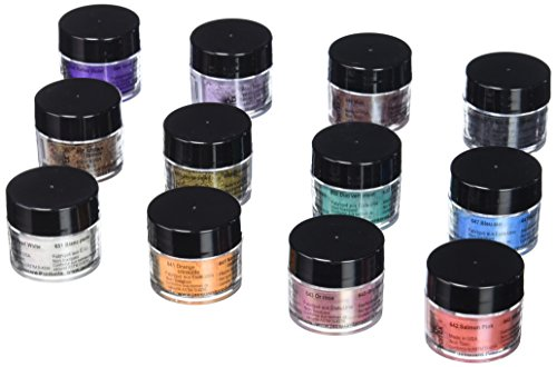 Pigments De Jacquard Pearl Ex En Poudre 3 Grammes 12/Pkg-Série 3