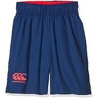 Canterbury Jungen Vaposhield Woven Shorts, Blau