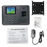 Universal 2,8 Zoll TFT Sreen Display Fingerprint Zeiterfassung Clock Recorder Digital Electronic Reader Maschine