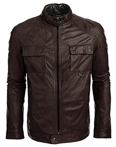 Top 10 Best Branded Leather Jackets For Men In India 2018