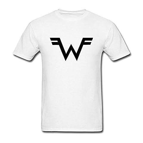 UKC5BD - T-shirt - Homme - Blanc - XX-Large