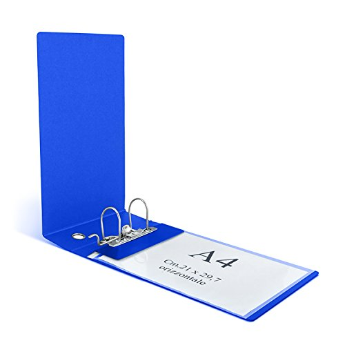 Clam - Archivador sobres horizontales folios UNI A4