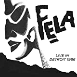 Songtexte von Fela Kuti - Live in Detroit 1986