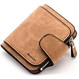 Alexvyan Camel Leather Women's Wallet