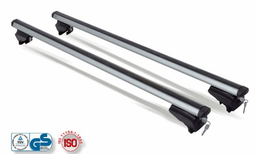 Aluminium Roof Bars Rack Railing MITSUBISHI – Outlander PHEV from 2014