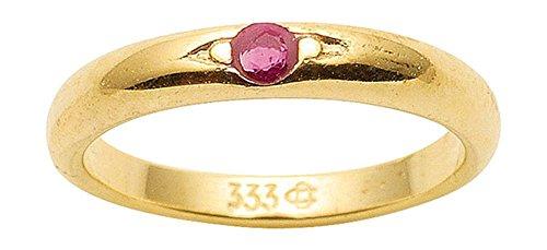 Bebé anillo de rubí colgante colgantes de oro{333}{8} puiido