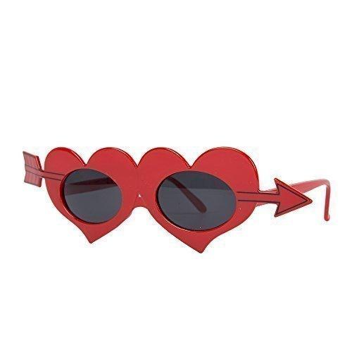 Neuheit Rot Liebe Herz Valentins Amor Kostüm ()