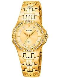 25324d676842 Pulsar - PTC390X1 - Reloj para Mujeres Color Dorado