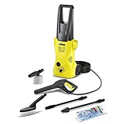 Karcher K2 Car 1400-Watt High Pressure Washer (Yellow)