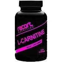 Preisvergleich für Recort Nutrition L-Carnitin, 100 Kapseln, 1000 mg pro Tagesdosis, Definitionsphase, Diät, Made in Germany