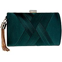 f4fa998ed31 Amazon.es  bolsos de fiesta - Verde