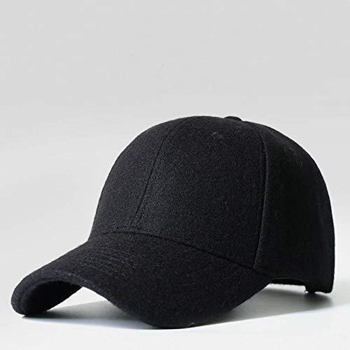 Ballon Kostüm Körper - LQMGLP Winter Große Hüte Männlich Plus Größen Filz Baseball Caps