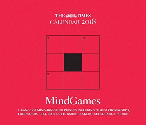 Mind Games the Times 2018 B (Box)